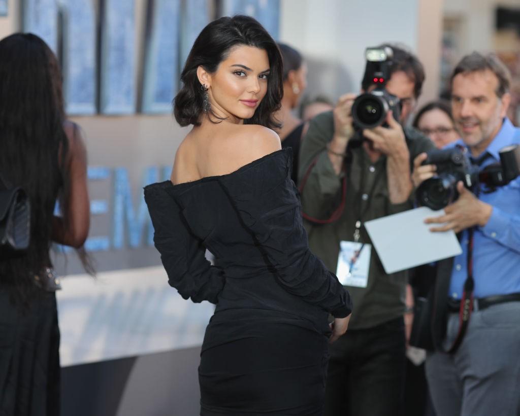 Kendall Jenner na première de Valerian e a Cidade dos Mil Planetas (Foto: Getty Images)