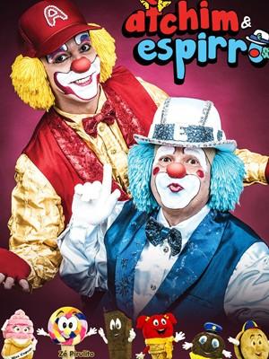 Capa do DVD de Atchim & Espirro (Foto: Divulgação)