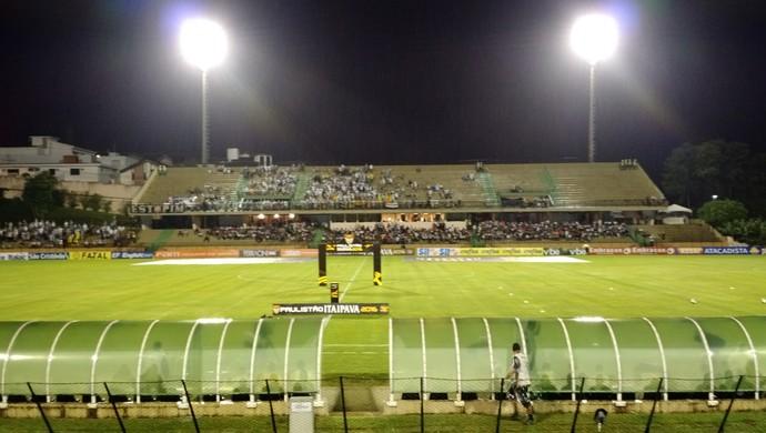 Estádio Walter Ribeiro, CIC, Sorocaba, São Bento x Corinthians, São Bento, Corinthians, Paulistão (Foto: Emilio Botta)