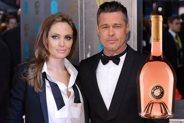 Angelina Jolie e Brad Pitt (Foto: Divulgação)