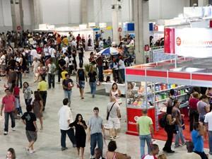 feira do concurso rio (Foto: Divulgação)