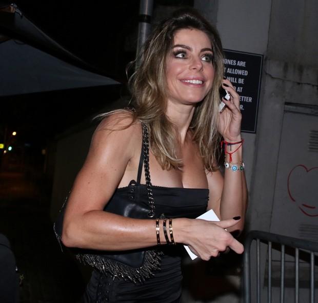 Daniella Cicarelli (Foto: Thiago Duran/AgNews)