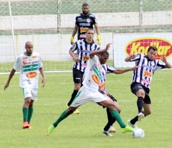 Rio Preto x Inter de Limeira, Série A3 2015 (Foto: Oscar Oliveira / Site Amadorzao)