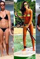 Veja os modelos de biquínis que famosas como Grazi Massafera e Isis Valverde estão usando neste verão