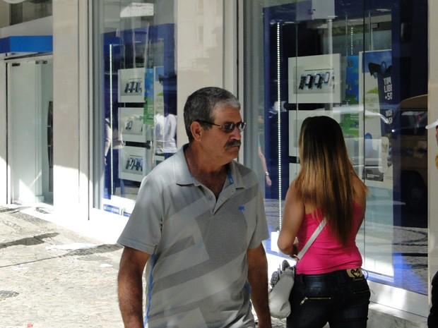 Lojas da TIM cumprem decisão da Anatel (Foto: Alex Araújo/G1)
