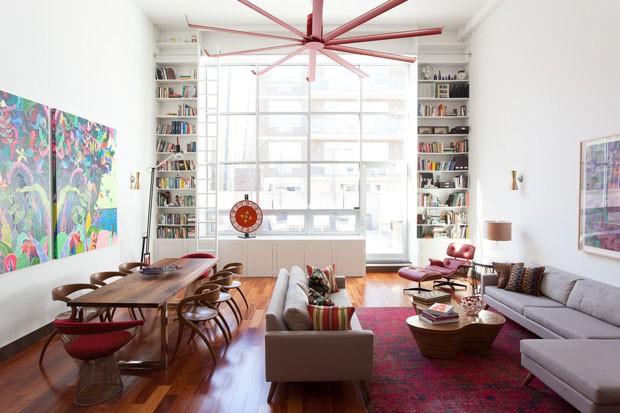Casa Maria Brito NY (Foto: Fran Parente)