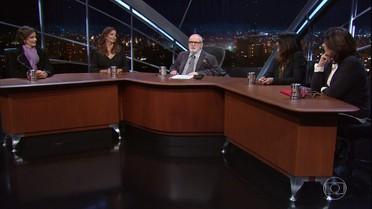 Meninas do Jô comentam as novidades na política nacional