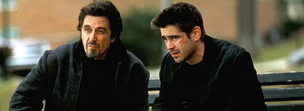 Al Pacino vive um agente responsável por treinar o inteligente Clayton para ser um dos melhores na CIA (Foto: Divulgação / Reprodução)