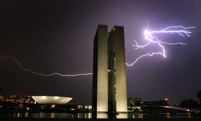 Congresso Nacional (Foto: Ilustração extraída da internet)
