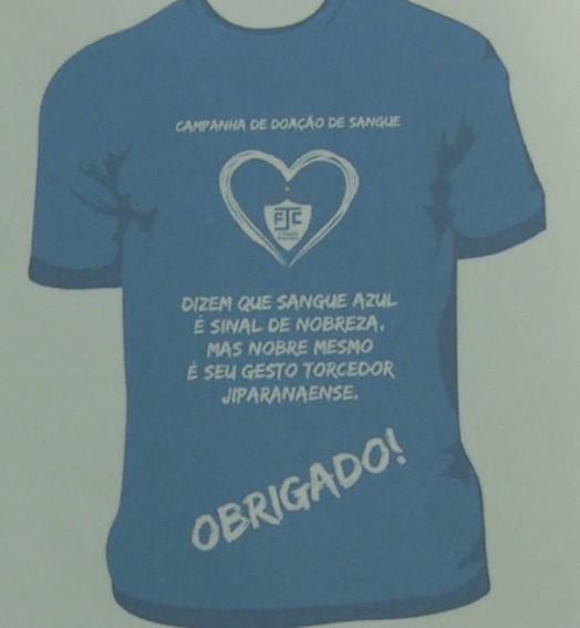 doação (Reprodução/ TV Rondônia)