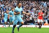 Agüero diz que não sai do Manchester City antes de vencer a Champions