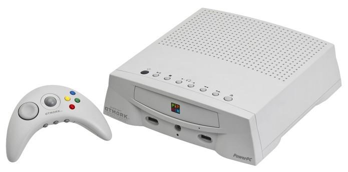 Pippin foi um console lançado em parceria com a Bandai (Foto: Divulgação/Apple)
