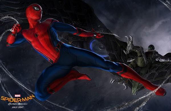 Homem-Aranha: De Volta ao Lar (Foto: Divulgação)