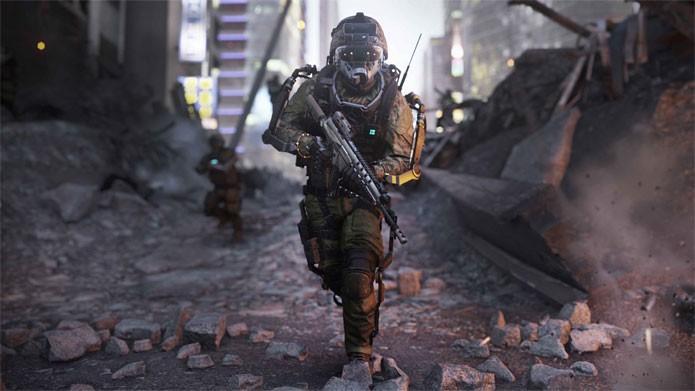 Callof Duty Advanced Warfare em promo na PSN (Foto: Divulgação)