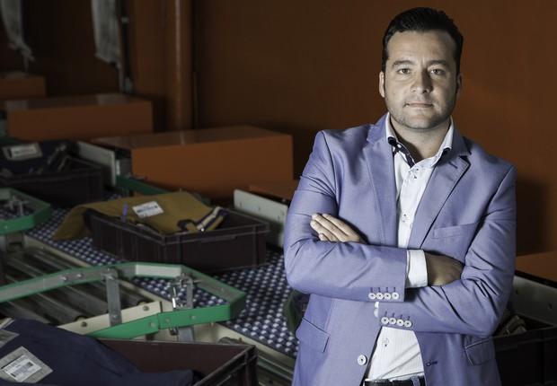 Thiago Oliveira, sócio da IS Log & Services (Foto: Divulgação)