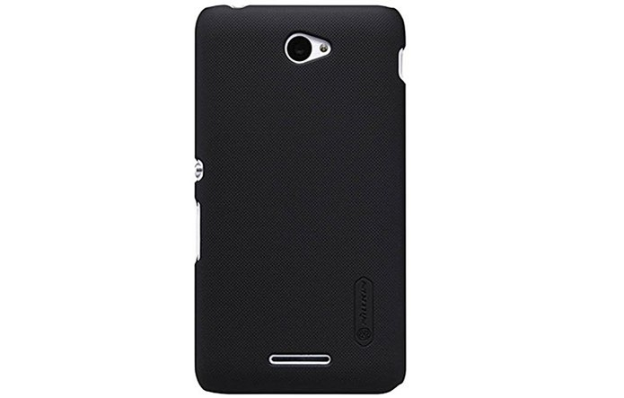 Capa com textura evita que Sony Xperia E4 escorregue das mãos (Foto: Divulgação/Nillkin)