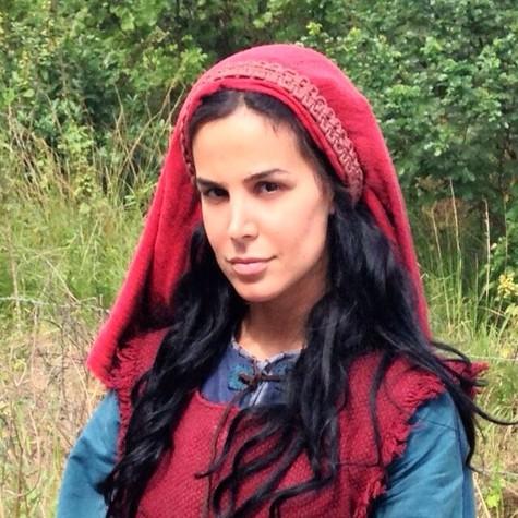 Robertha Portella  em cena como Joana (Foto: Divulgação)