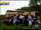 Acidente com ônibus que matou 6  completa 1 ano em Passo Fundo, RS