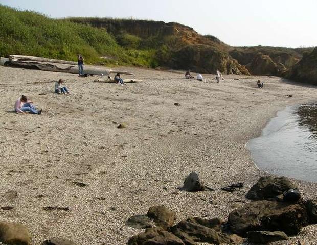 Glass Beach, Califórnia (Foto: reprodução)