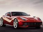 Ferrari apresenta o modelo mais rápido da marca, que vai a 340 km/h