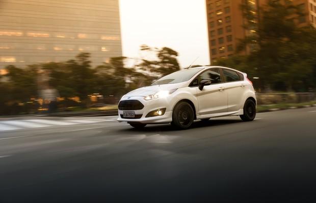 Ford New Fiesta Sport (Foto: Leo Sposito)