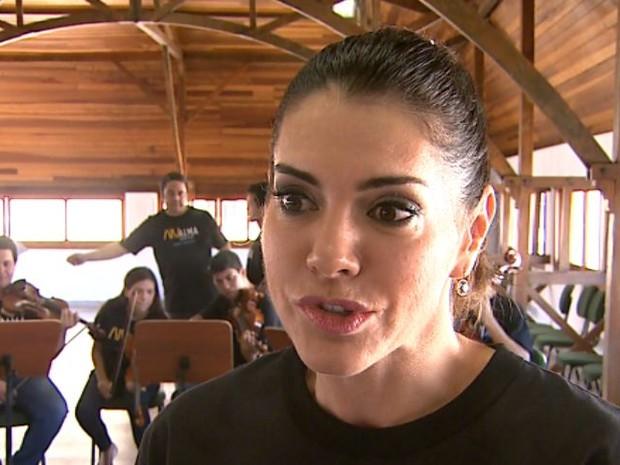 Dulce Neves é a nova secretária da Cultura de Ribeirão Preto (Foto: Reprodução/ EPTV)