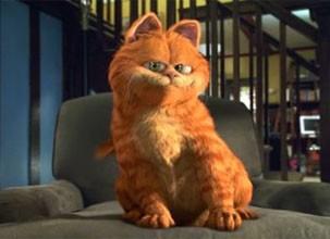 Garfield sai em busca de Odie (Foto: Divulgação / Reprodução)