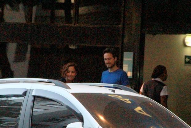 Camila Pitanga e Igor Angelkorte (Foto: AgNews/Jc. Pereira)