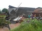 Chuva afetou cerca de 300 famílias (Arney Barreto)
