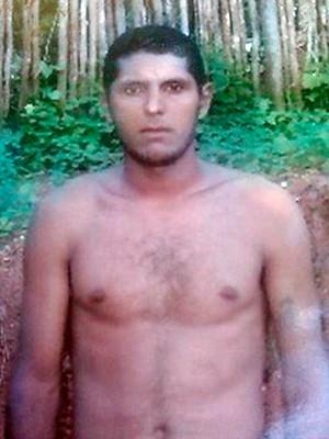 Corpo de José Pereira Filho, de 38 anos, foi encontrado nesta segunda-feira (1) em Coronel João Pessoa (Foto: Divulgação/Polícia Militar do RN)
