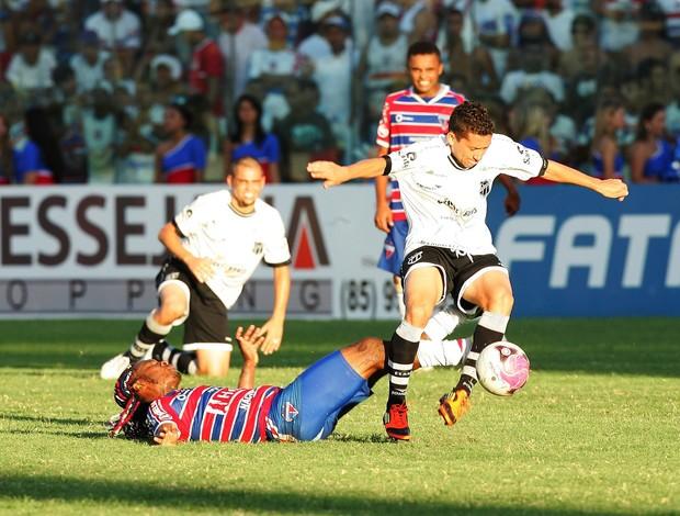 Fortaleza x Ceará pelo Campeonato Cearense final (Foto: Marília Camelo/ Agência Diário)