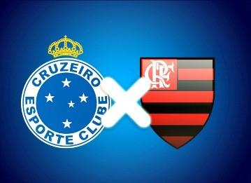 Cruzeiro x Flamengo  (Foto: Divulgação/ Cruzeiro)