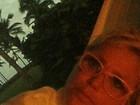 Xuxa mostra bastidores de sua viagem a Comandatuba