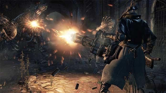 Novas armas chegam a Bloodborne com The Old Hunters (Foto: Divulgação/Sony)
