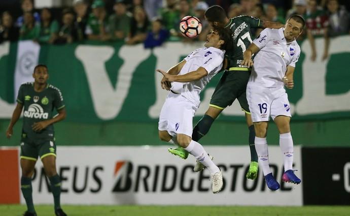 Chapecoense x Nacional (Foto: Cristiano Andujar/Getty Images)