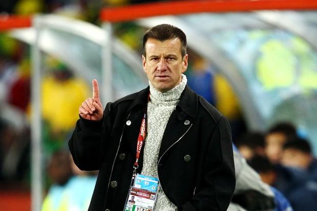 Seleção Brasileira - Dunga 2010 (Foto: Getty Images)