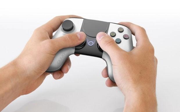 Controle do Ouya foi apresentado no projeto (Foto: Divulgação)