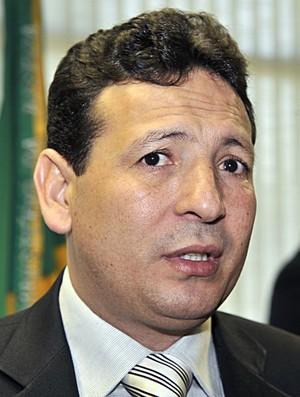 Presidente e vice da FAF multados e presidente do TJD/AP afastado (Foto: Foto: Gabriel Penha/Arquivo/GE-AP)