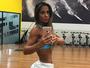 Mayra Cardi exibe cinturinha em selfie no espelho