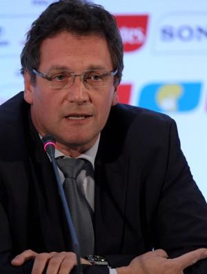 Aldo Rebelo, reunião da Copa do Mundo 2014 (Foto: Jorge William/Agência O Globo)