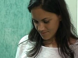 Shir foi adotado quando era recém-nascida (Foto: Reprodução/RBS TV)