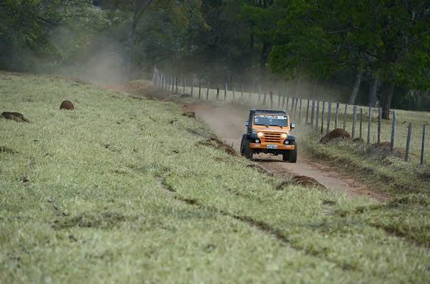 70 equipes participaram da prova mais emocionante do estado. (Foto: Evandro Duarte/TV Anhanguera)