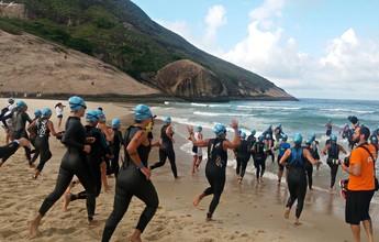 Encontrado corpo de triatleta que desapareceu no mar do Rio de Janeiro