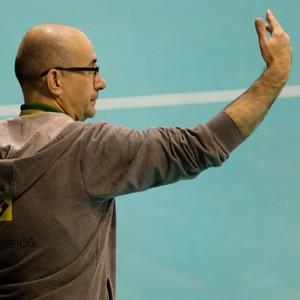 Jordi Ribera - técnico da Seleção Hadball (Foto: Divulgação / Confederação brasileira de Handball)