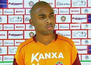 Jonatas Paulista Boa Esporte (Foto: Reprodução EPTV)