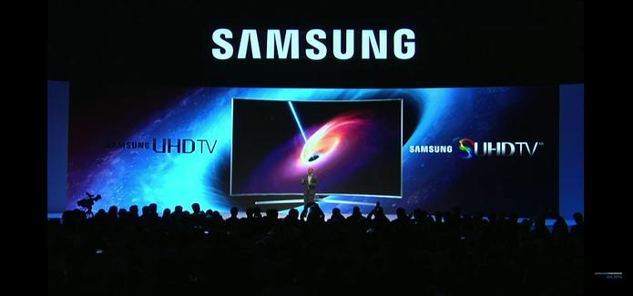 Samsung anuncia parceria com Amazon e Netflix e novo Blu-ray UHD (Foto: Reprodução/TechTudo)