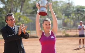 No último capítulo: Sofia se consagra como tenista profissional