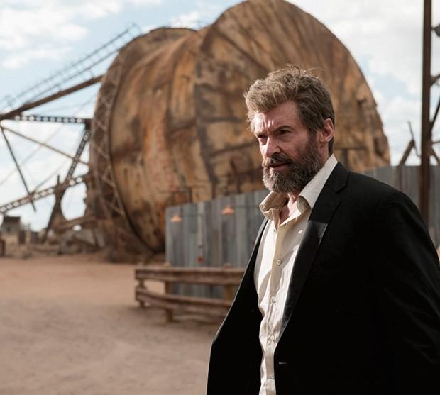 Vida;Carreira;Wolverine Hugh Jackman, que interpreta o herói, ajoelhou diante de Bardavid, beijou a sua mão e pediu que dublasse um palavrão (Foto: The Moviestore Collection Ltda)