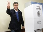 Beto Richa, do PSDB, é reeleito governador do Paraná
