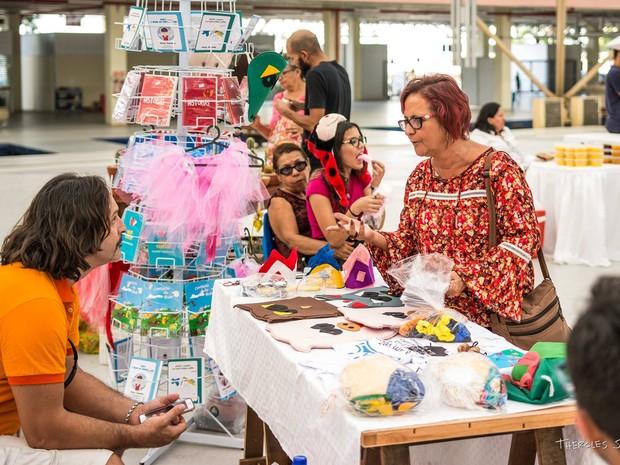 'Feirinha de Domingo' volta a acontecer no Espaço Cultural este domingo (12) (Foto: Thercles Silva/Secom-PB)